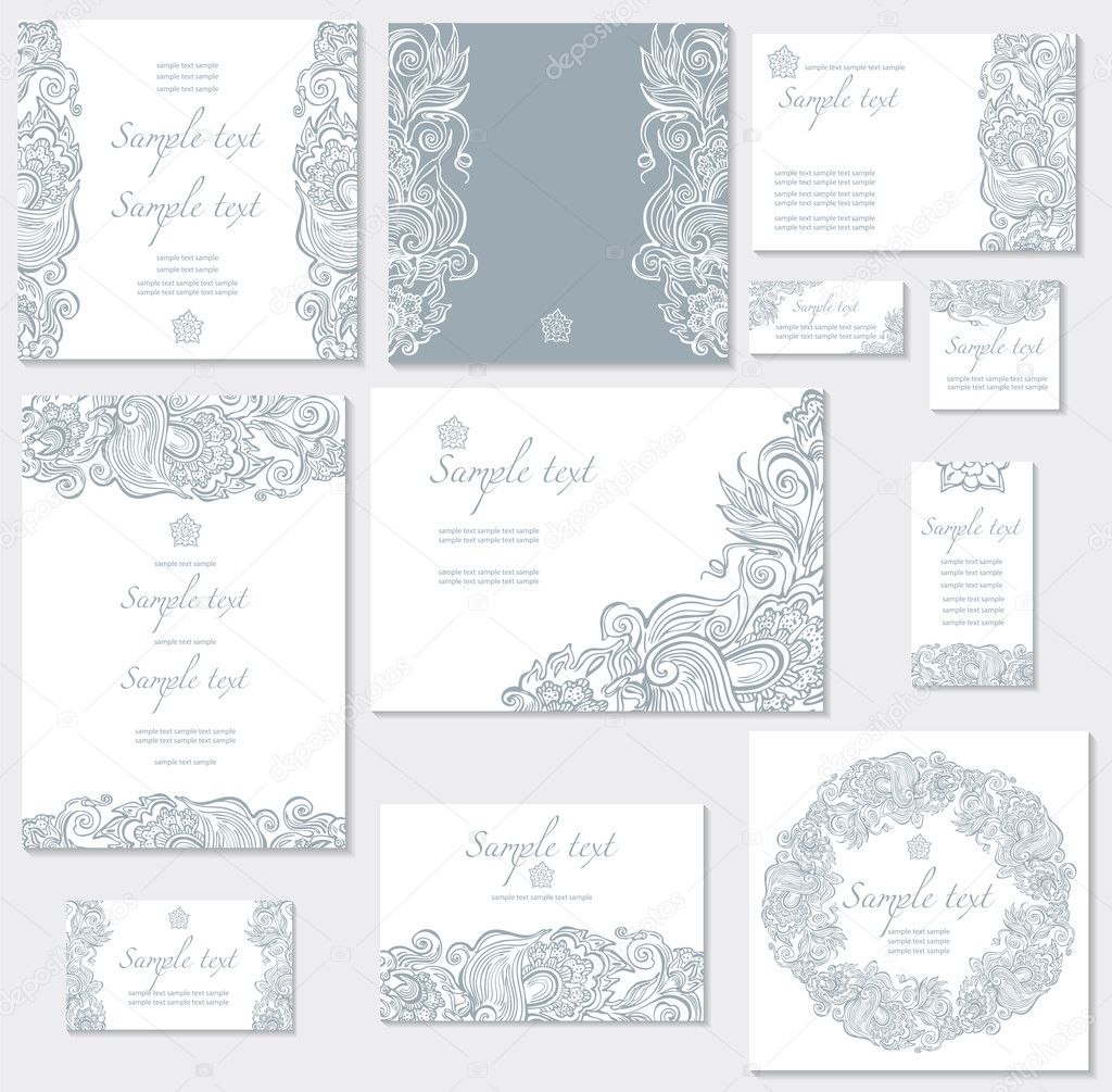 depositphotos 9031695-stock-illustration-vector-template-for-wedding-cards